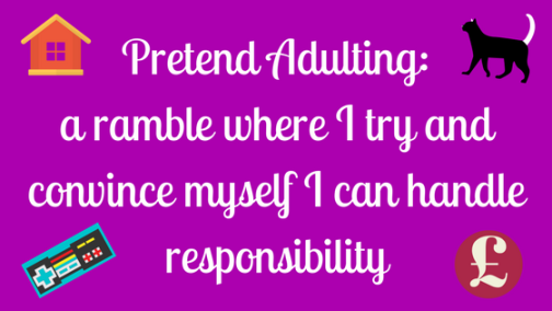 pretend-adulting